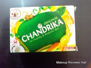 Chandrika soap review