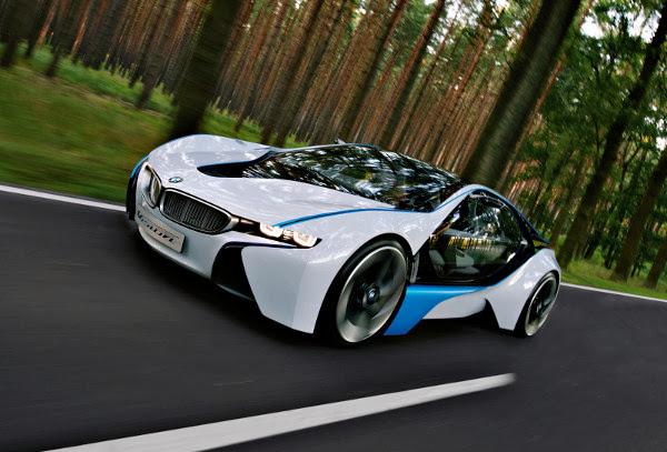 Foto Mobil Keren BMW Efficientdynamics Concept