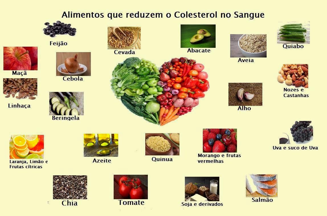 Eu amo minha fam lia minha casa minha vida alimentos que reduzem o colesterol - Alimentos que provocan colesterol ...