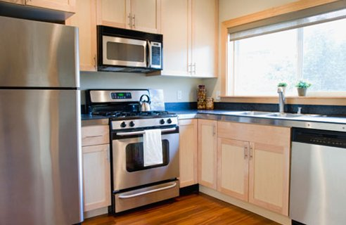 Ideas For Small Kitchens Layout