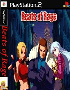 Beats of Rage Homebrew PS2