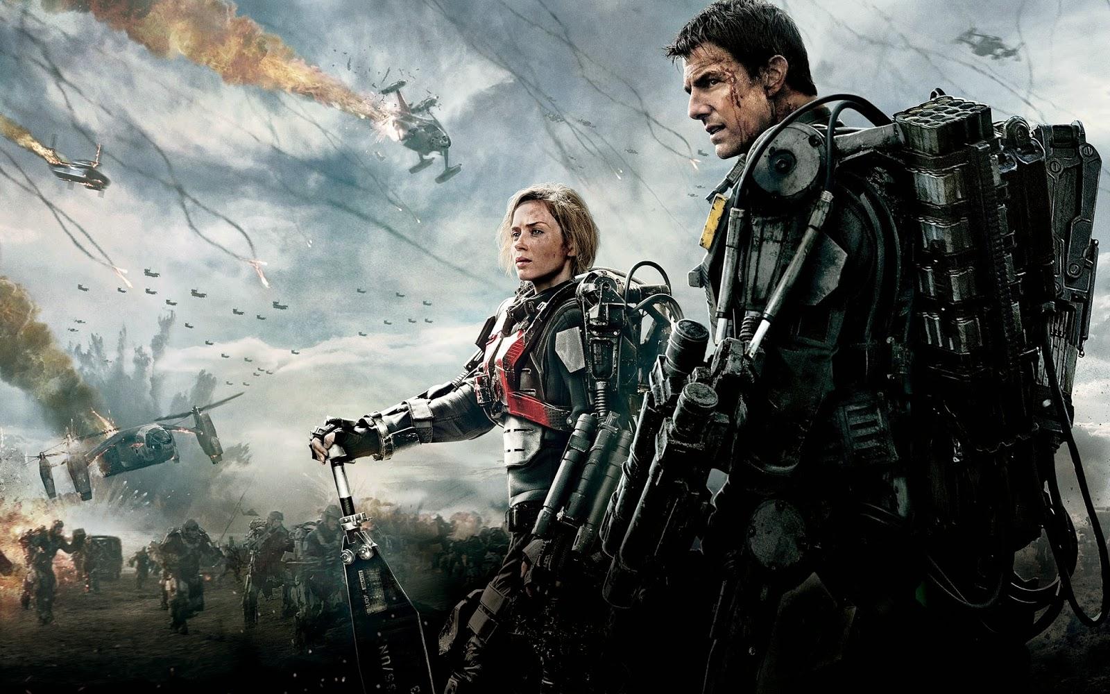 ดูหนัง Edge of Tomorrow - เอดจ์ ออฟ ทูมอร์โรว์  ซูเปอร์นักรบดับทัพอสูร
