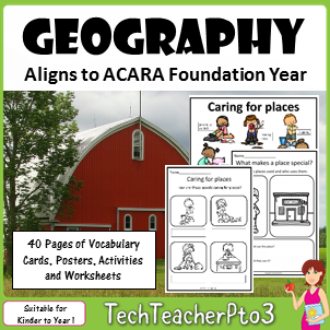 HASS Geography Unit Foundation Year