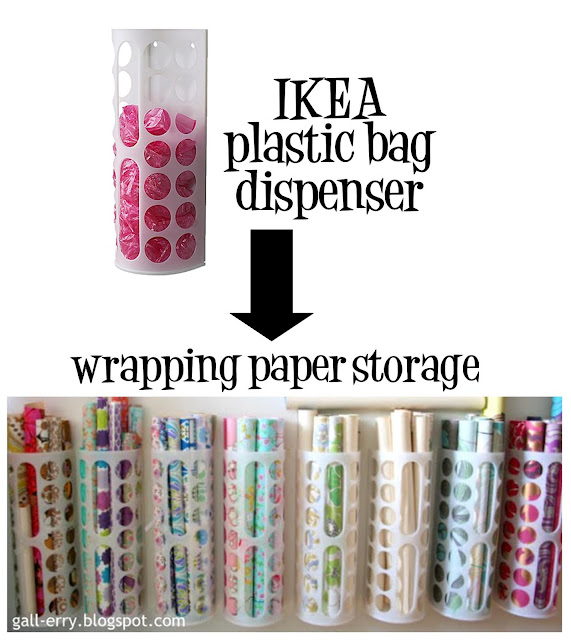 It 39 s written on the wall tips and tricks money bouquet for Ikea paper holder storage