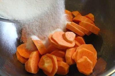 Soft Sweet Potato Jam - Mứt Khoai Lang Dẻo