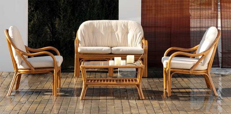 La web de la decoracion y el mueble en la red muebles de for Muebles terrazas ratan