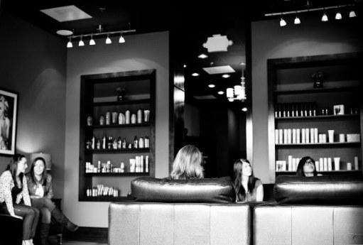 Eclipz Salon Grand Opening Lobby