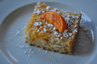 Vegan, Gluten-free Snack Cake