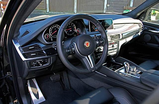 Manhart MHX5 700 BMW X5 M