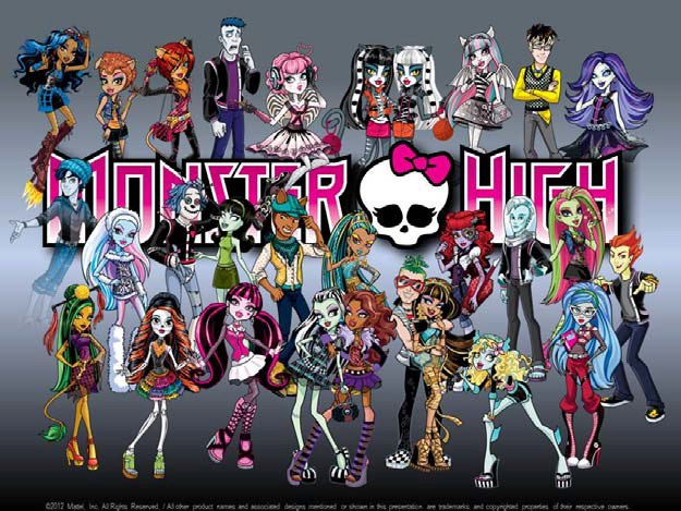 My dolls by moni loo novedades monster high 2013