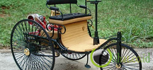 Benz Patent Motorwagon
