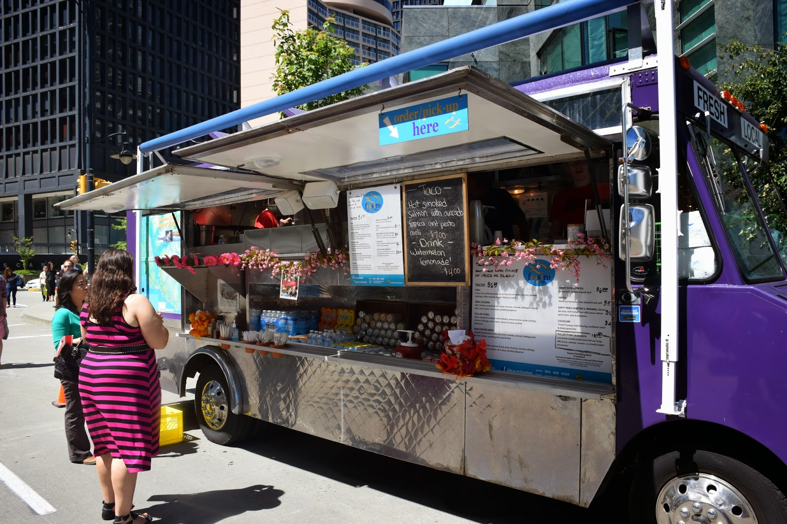 Check out my previous review of feastro here http www vancitynoms com 2014 01 feastro rolling bistro html