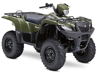 2013 Suzuki KingQuad 750AXi Power Steering ATV PICTURES 2