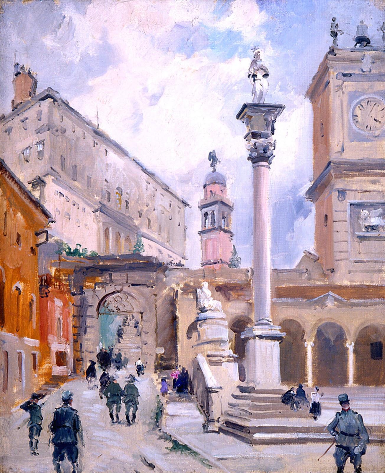 Italico  rass Piazza Vittorio a Udine