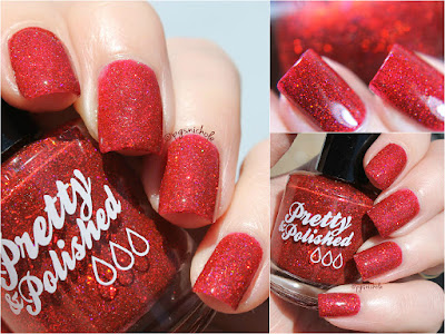 Pretty & Polished Sangria by Bedlam Beauty