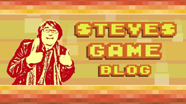 Steve's Game Blog