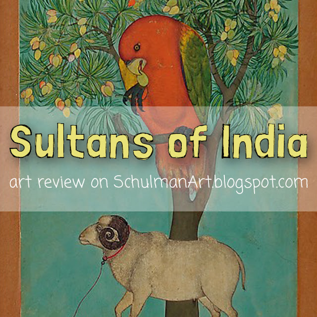 #nyc #arts  #DeccanSultans @metmuseum read the art review on http://schulmanart.blogspot.com/2015/07/what-do-diamonds-and-art-have-in-common.html