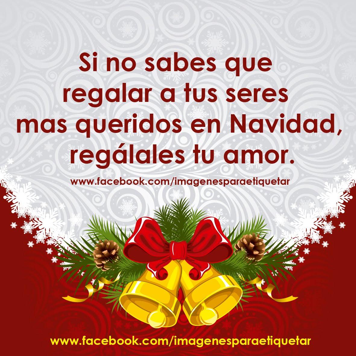 Frases Navidad sobre el amor en