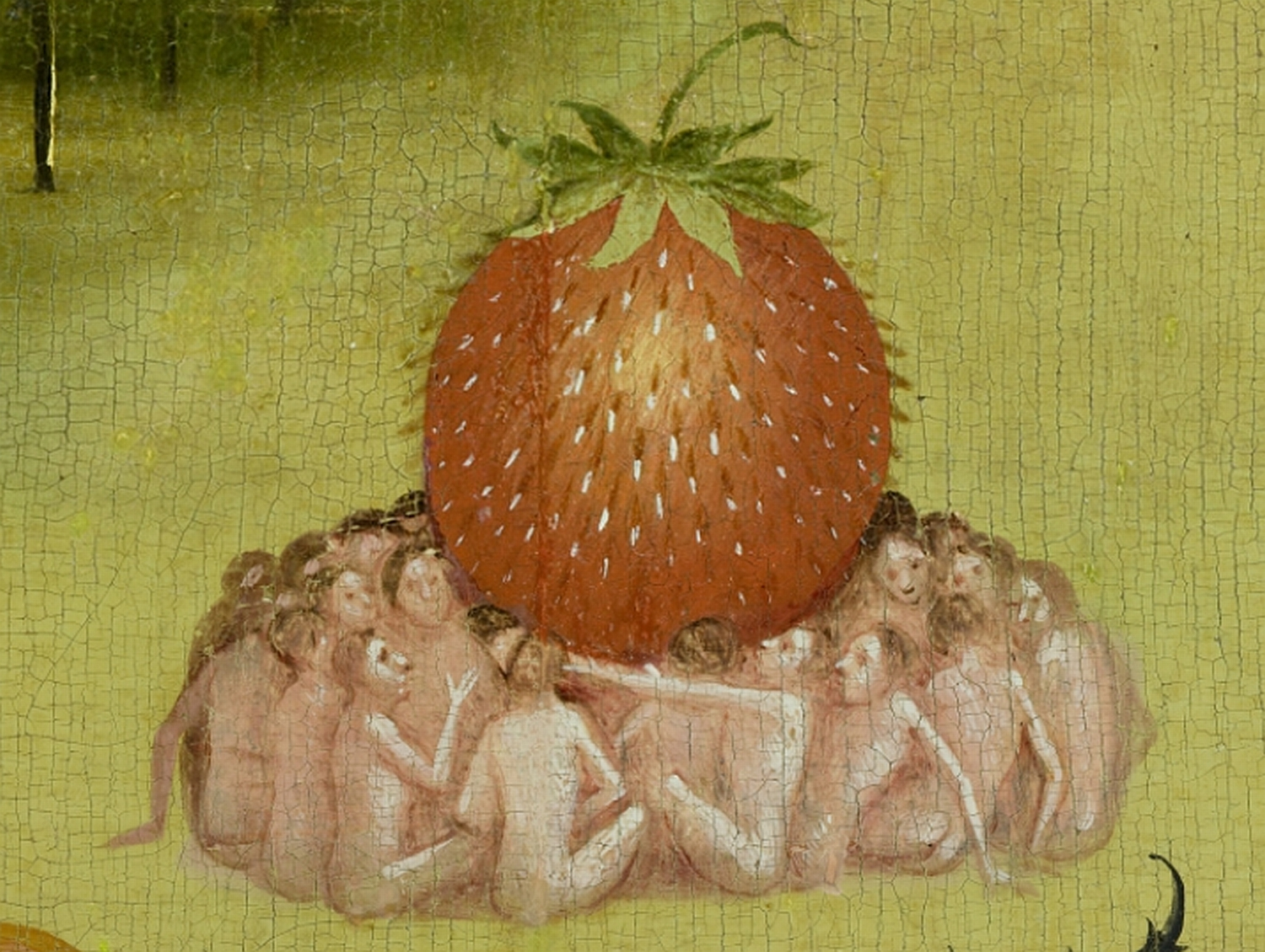 Strawberries as an earthly delight albertis window biocorpaavc Image collections