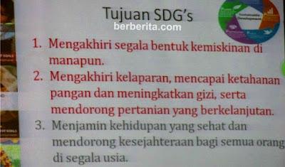 dokumen usulan SDGs MDGs PDF