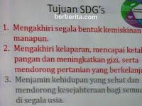 Pengertian, Tujuan, Target SDGs Menggantikan MDGs