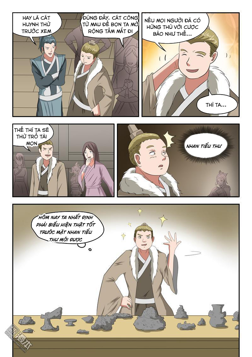 Võ Thần Chúa Tể Chap 161 - Trang 10