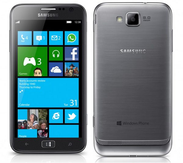 Samsung Ativ S GT-I8750 Full Phone Specifications, Review & Price