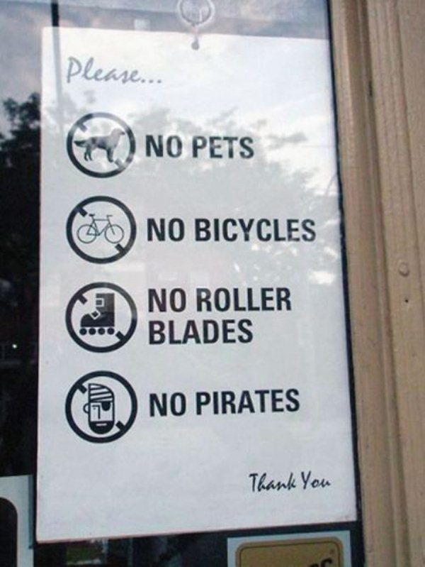 10 Best Signs of the Week (06.20.2013), funny sign pictures, best of funny signs, strange sign pictures