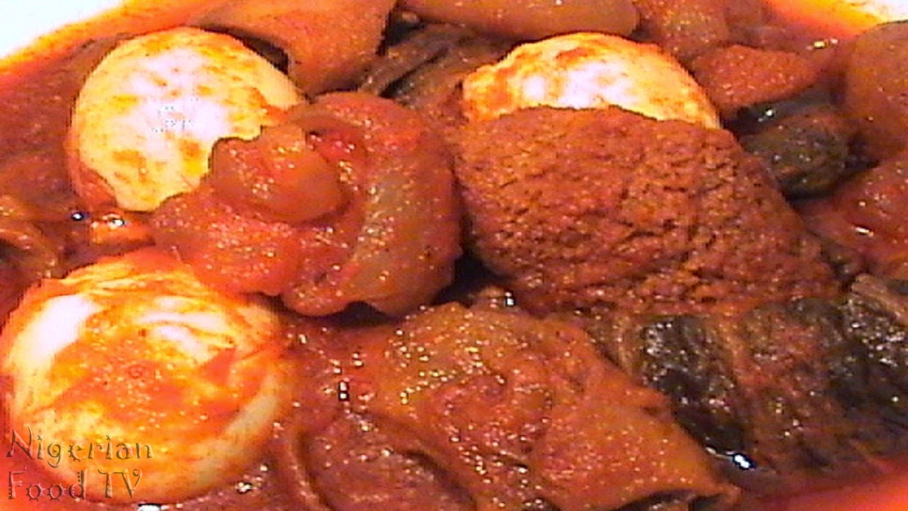 obe ata dindin , buka stew ,restaurant style pepper stew