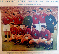 1946 - Revisitando - Portugal 2 - 1 França
