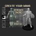 Createyourminis - design online your own miniatures