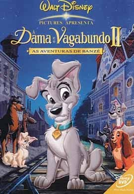 Download A Dama e o Vagabundo 2 As Aventuras de Banzé Dublado DVDRip