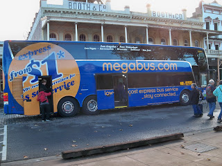 Wanderu is an official Megabus partner Wanderu is the simplest way to book bus and train travel in North America and Europe. We partner with more than bus & train companies around the world to help you search, compare, and find the best travel deals all in one place.