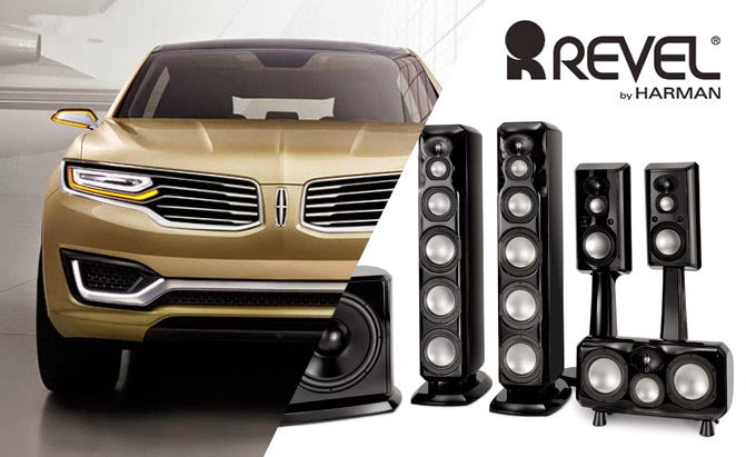 Lincoln and Revel Bring Premium Sound to Luxury Vehicles