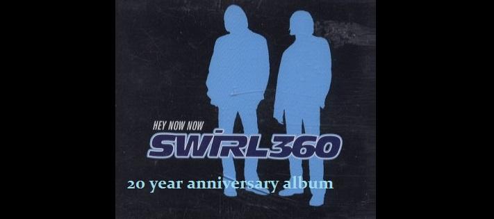 Swirl 360 New Album Fundraiser