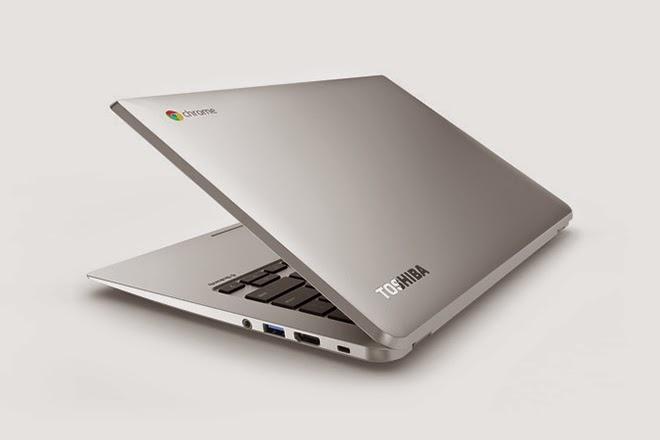 Toshiba Chromebook 2 توشيبا ترفع الدقة و تخفض الثمن