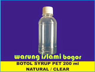 Jual Botol Plastik Air Zam Zam