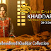 Shariq Textiles Winter Khaddar Collection 2013/14 | Embroidered Khaddar Fall/Winter 2013-14 Catalogue