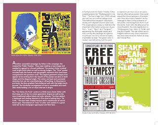 Paula Scher Report Pg 1 egano Eileen Gano Public Theatre