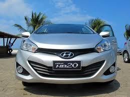 novo Hyundai HB20 2014 frente 2