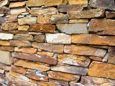Tinta papel y carton levantando muros espirituales - Tipos de mamposteria de piedra ...