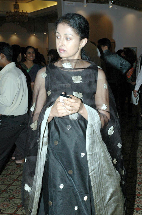 gautami spotted at a private event hot images