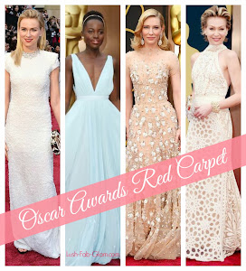 Best Dressed At The 2014 Oscar Awards.