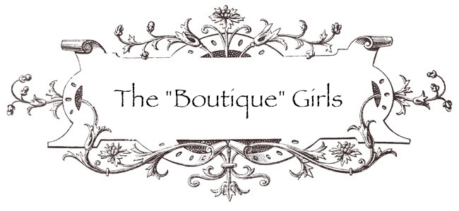 "The ""Boutique"" Girls"