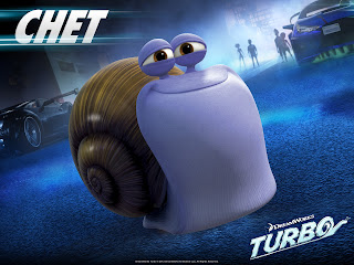 Turbo Movie Character Chet HD Wallpaper