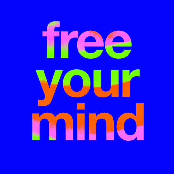Cut Copy - Free Your Mind Cover