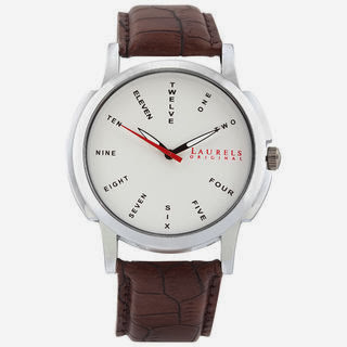 Origional Men Watch of Laurels at Rs.250