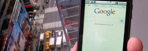 Google monitora localização dos usuários para anunciantes