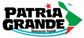 Atrapamuros forma parte de Patria Grande - Movimiento Popular