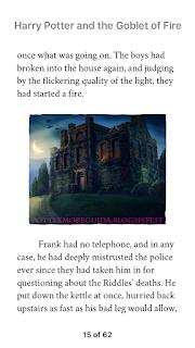 HP e il Calice di Fuoco: La casa sulla collina